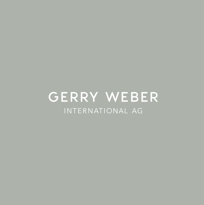 Welcome / Gerry Weber International AG