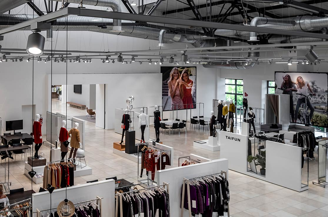 new product 663ac 3f4da Showrooms / Gerry Weber International AG