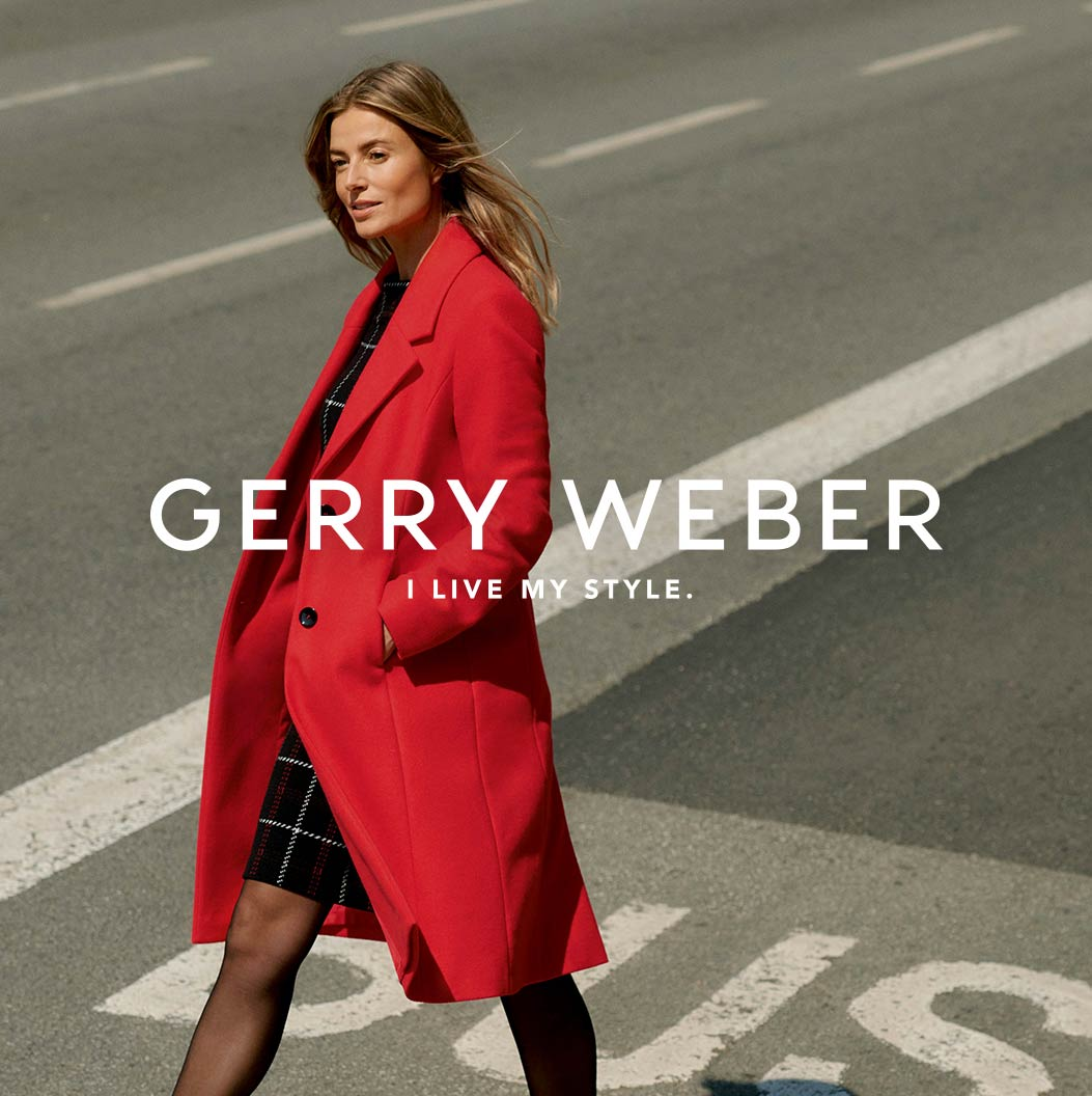 Welcome Gerry Weber International Ag